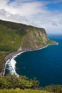 Big Island: Waipio Valley Lookout