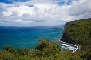 Big Island: Pololu Valley Lookout