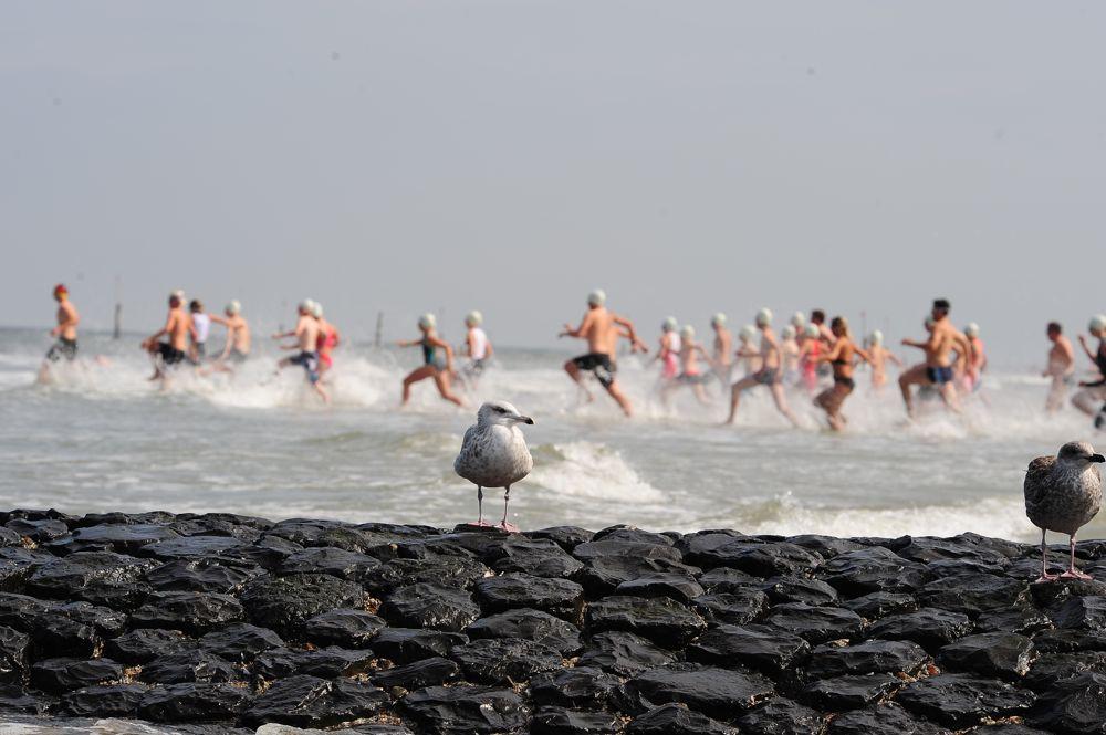 Triathlon Islandman auf Norderney