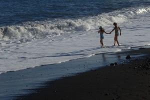 Big Island: Kalapana Beach