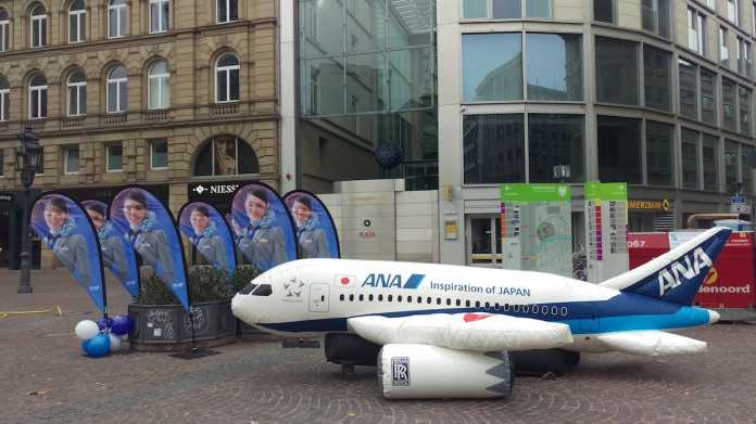 Frankfurt Marathon All Nippon Airways