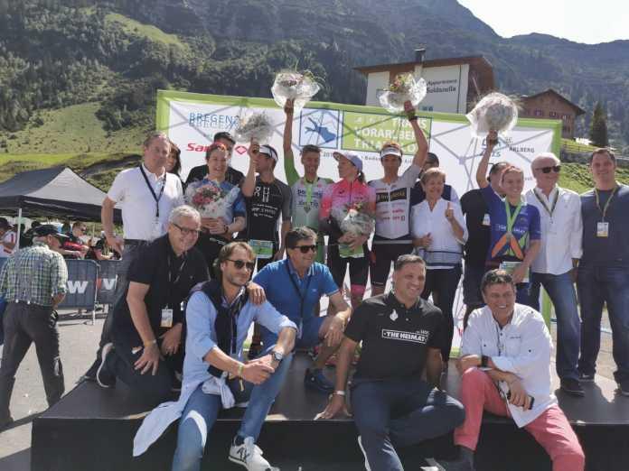 Sieger Trans Vorarlberg Triathlon 2019