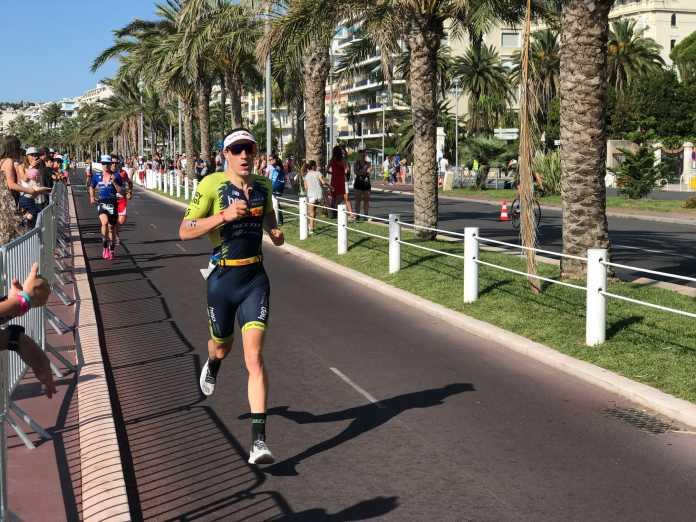 Ironman 70.3 Nizza: Sebastian Kienle wird Fünfter