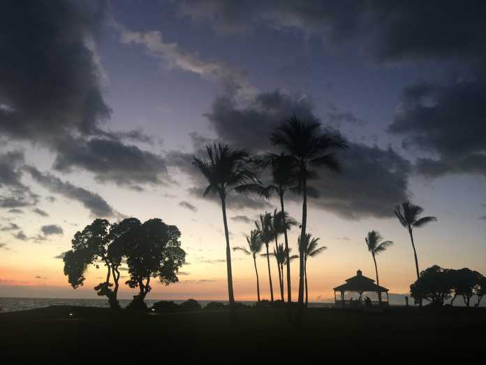 Gegensätzliches Kailua-Kona