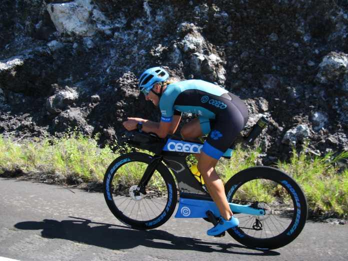 Mareen Hufe |Training für den Ironman Hawaii