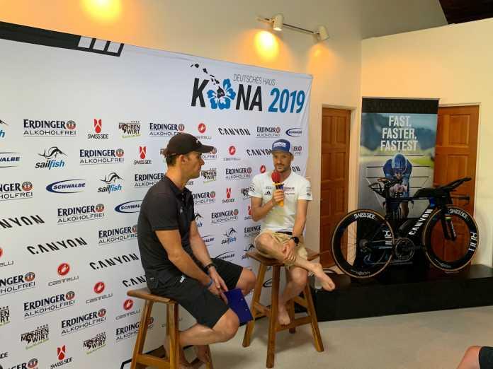 Patrick Lange |Prerace Pressekonferenz Hawaii 2019