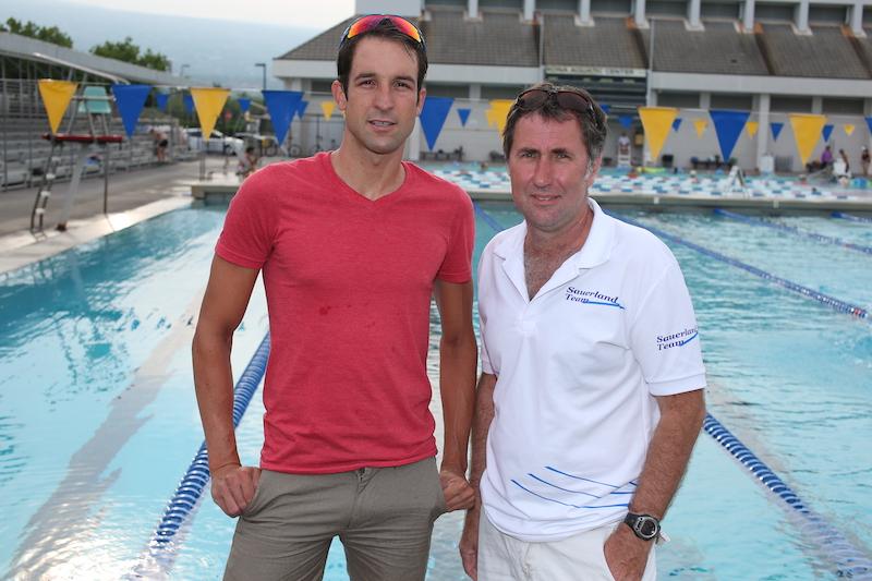 Training Camps Peter Sauerland Schwimmen