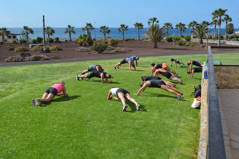 Trainings Camps Playitas Bootcamp Stabitraining