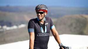 Daniel Kezele auf Lanzarote