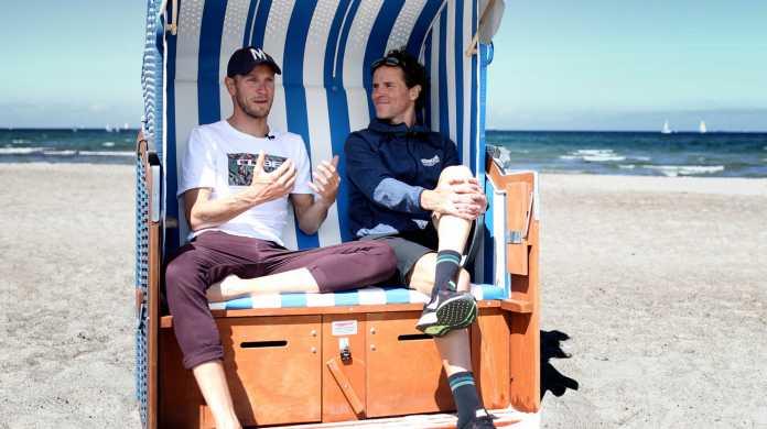 Summer-Talk: Raelert-Brothers (Foto: Isaak Papadopoulos |weitsprung.de)