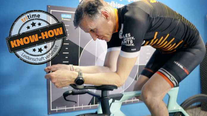 tritime Know-how: Bike-Fitting