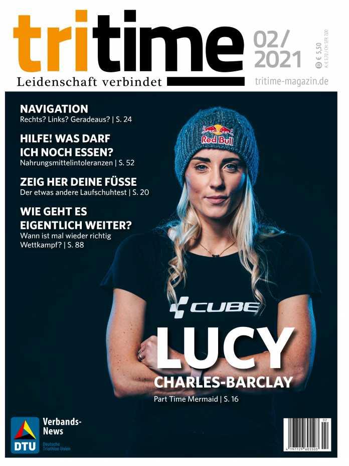 Lucy Charles-Barclay: Part Time Mermaid (tritime Ausgabe 2-2021 (#59))