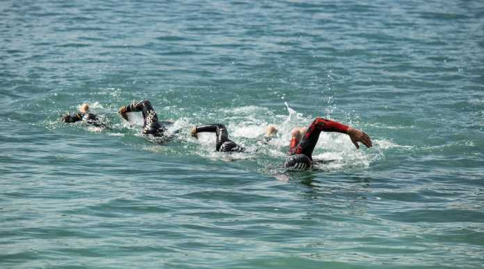 Freiwasserschwimmen, Tipps für den Einstieg