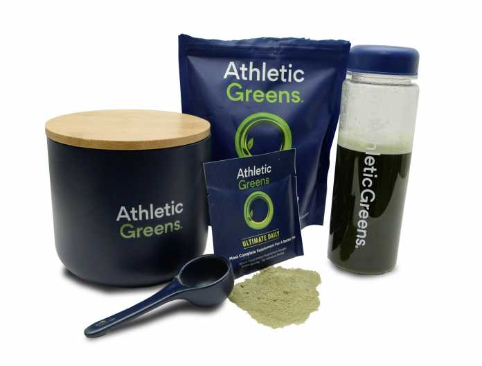 tritime tested: Athletic Greens