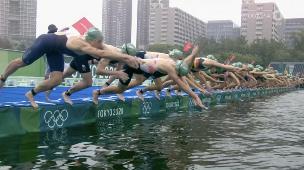 Tokyo 2020: Startschuss Damenrennen