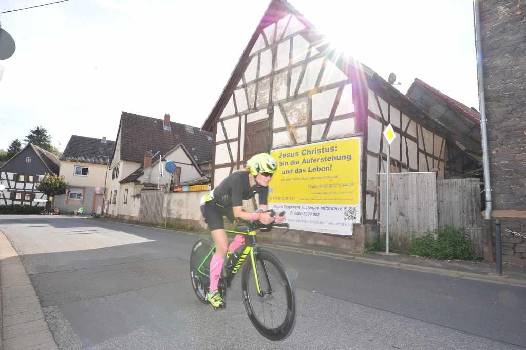 Mainova Ironman European Championship Frankfurt 2021 (Radfahren)
