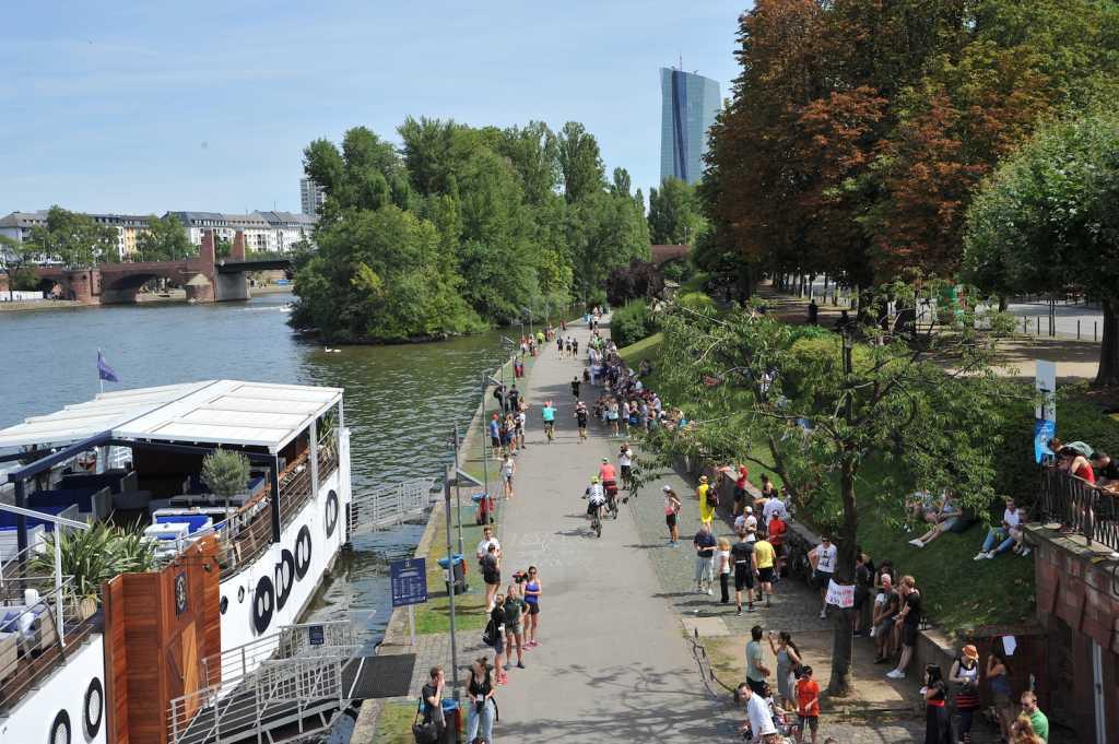 Mainova Ironman European Championship Frankfurt 2021 (Laufen)